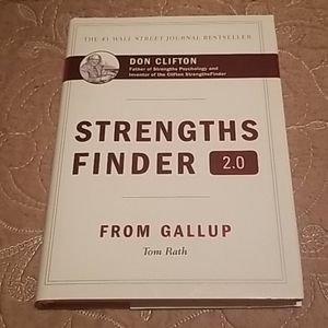 ‼5/$25‼Strengths Finder 2.0 from Gallup - Tom Rath